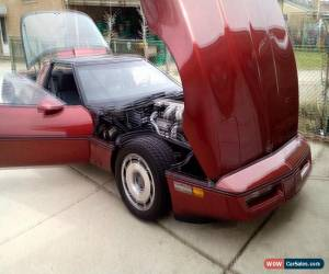 Classic 1987 Chevrolet Corvette for Sale