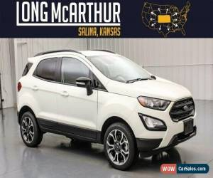 Classic 2020 Ford EcoSport SES 4WD Sunroof Nav MSRP $28475 for Sale