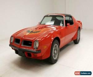 Classic 1974 Pontiac Trans Am Super Duty for Sale