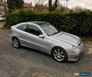 Classic Mercedes C Class for Sale