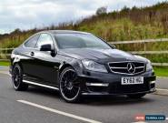 2012 (62) Mercedes Benz C Class 6.3 C63 AMG MCT Coupe Auto Facelift for Sale