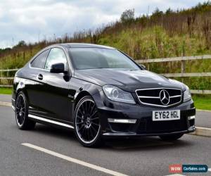 Classic 2012 (62) Mercedes Benz C Class 6.3 C63 AMG MCT Coupe Auto Facelift for Sale