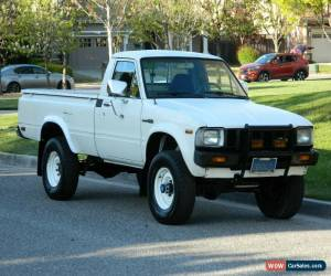 Classic 1982 Toyota Pickup for Sale