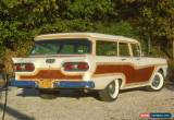 Classic 1958 Ford Country Squire 9 Passenger for Sale