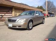 2000 Mercedes-Benz S-Class S430 for Sale