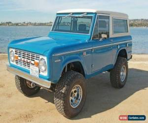 Classic 1969 Ford Bronco for Sale