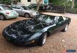 Classic 1991 Chevrolet Corvette for Sale