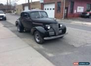 1939 Chevrolet Master Deluxe Streertrod for Sale