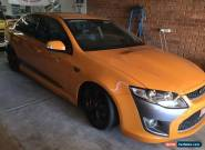 2009 FG FORD FALCON GT-P OCTANE, DRAG, for Sale