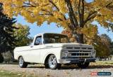 Classic 1961 Ford F-100 for Sale