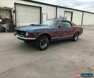 Classic 1969 Ford Mustang Fastback Mach 1 for Sale