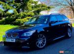 2007 BMW 5 Series 535d 3.0 Twin Turbo M Sport Auto Touring 530d ESTATE Diesel Au for Sale