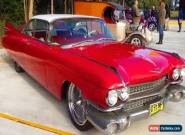 1959 Cadillac coupe 6200 LS1 chev rat rod lowrider custom for Sale