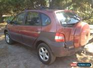 renault scenic manual 4wd  for Sale
