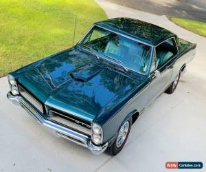 Classic 1965 Pontiac GTO for Sale