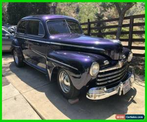 Classic 1946 Ford Super Deluxe for Sale