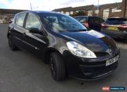 RENAULT CLIO EXPRESSION DCI 68 BLACK for Sale