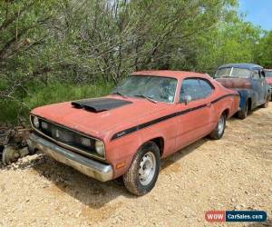 Classic 1970 Plymouth Duster for Sale