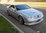 2003 Mercedes-Benz CL-Class for Sale