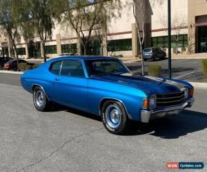 Classic 1972 Chevrolet Chevelle CHEVELLE MALIBU SPORTS COUPE 1970 1971 1972 for Sale