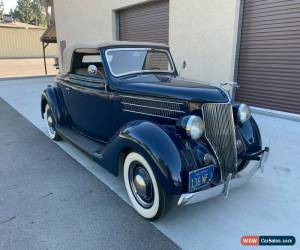 Classic 1936 Ford Deluxe for Sale
