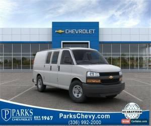 Classic 2018 Chevrolet Express Work Van for Sale