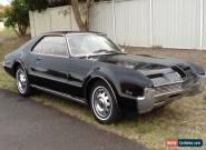 Oldsmobile Toronado GM 425ci 7 litre 385hp BIG BLOCK V8 like Holden Monaro for Sale