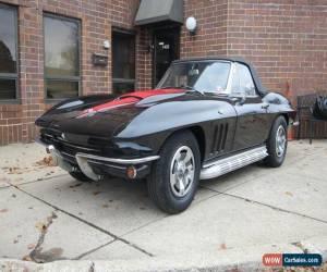 Classic 1966 Chevrolet Corvette for Sale