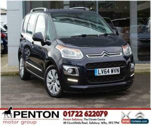 Classic 2014 Citroen C3 Picasso 1.6 HDi Exclusive 5dr for Sale