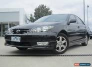 Toyota Camry Sportivo (2004) 4D Sedan Automatic (2.4L - Multi Point F/INJ) 5... for Sale