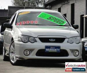 Classic 2008 Ford Falcon BF MkII 07 Upgrade XR6 Silver Manual 6sp M Sedan for Sale