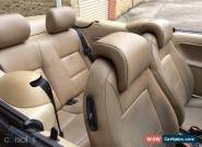 Saab 9-3 S (1998) Convertible Automatic (2.3L - Multi Point F/INJ) Seats for Sale