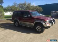 Mitsubishi Pajero Exceed GLS LWB (4x4) (1995) 4D Wagon Automatic (3.5L -... for Sale