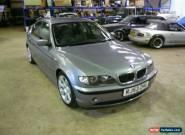 BMW 330 DIESEL 6 SPEED MANUAL 2003 53 99K for Sale