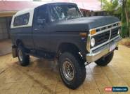 Ford F250 (1977) Ute Manual (5.8L - Carb) Seats for Sale