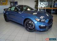 2019 Ford Mustang SHELBY GT350 Coupe for Sale