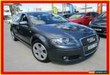Classic 2008 Audi A3 8P Ambition Grey Manual 6sp M Hatchback for Sale