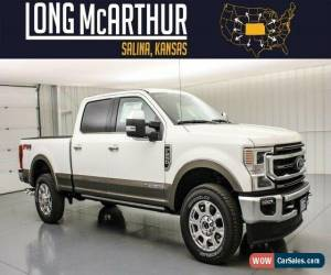 Classic 2020 Ford F-250 King Ranch 4x4 Crew Diesel Two Tone MSRP$81550 for Sale