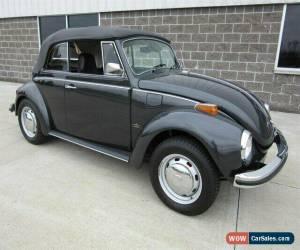 Classic 1971 Volkswagen Beetle - Classic Super Beetle Convertible for Sale