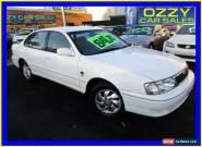 2000 Toyota Avalon MCX10R VXI White Automatic 4sp A Sedan for Sale