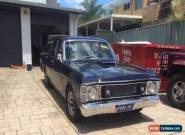 """1970 Xw Ford Falcon v8 c4 B&M shifter 9""""diff shaker  for Sale"""