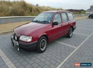 1990 Ford Sierra Estate 1800 Manual Retro Classic *NO RESERVE* for Sale