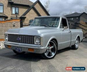 Classic 1968 Chevrolet C-10 NO RESERVE for Sale