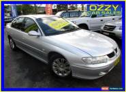 2002 Holden Commodore VX II Lumina Silver Automatic 4sp A Sedan for Sale