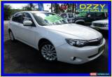 Classic 2010 Subaru Impreza MY10 R (AWD) White Automatic 4sp A Hatchback for Sale