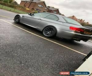 Classic 2008 BMW M3 E93 convertible, low mileage V8 for Sale