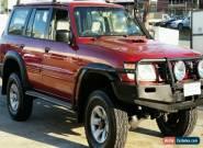 Nissan patrol GU ST Wagon 4.2 Turbo Diesel for Sale