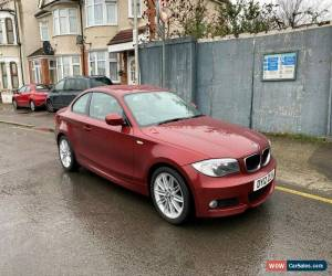 Classic 2012 12 BMW 118D M SPORT COUPE AUTO DAMAGED REPAIRABLE SALVAGE CAT N DRIVE AWAY for Sale
