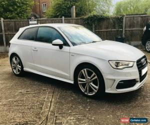 Classic 2014 64 Audi A3 1.4 TFSI CoD S line Salvage Damaged Repairable for Sale