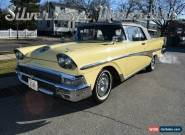 1958 Ford Fairlane 500 for Sale